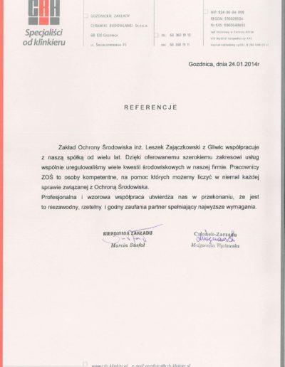 Gozdnickie Zakłady Ceramiki Budowlanej sp. z o. o.